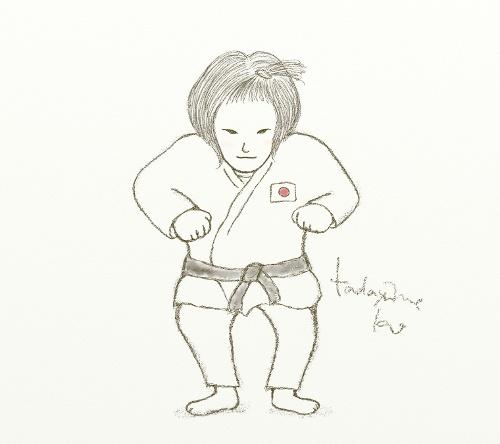 柔道五輪☆金メダル